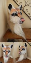 Artisticfreedon Canine Head by AlieTheKitsune