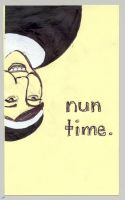 nun'o'clock by mandapants
