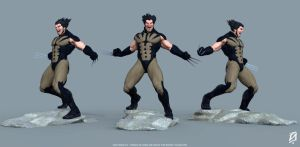 Wolverine KS by patokali