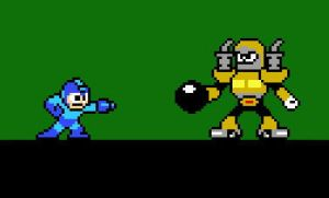 8 Bit Wreck Man battle by GarthTheDestroyer