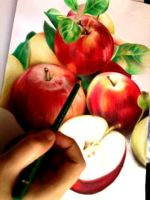 Apples colo by Aries85