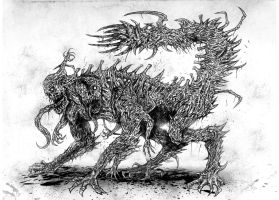 MANTICORE by Eemeling