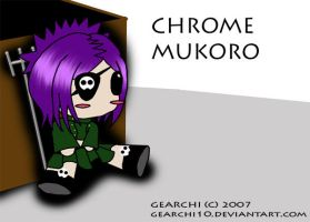 Chrome Mukuro Doll WP by gearchi10