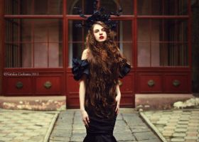 Black Rose by NataliaCiobanu