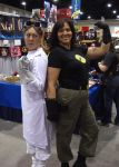SDCC- Horrible + Hammer by rashaka