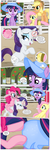 MLP: FiM - Without Magic Page 136 by PerfectBlue97