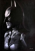 The Dark Knight by donchild