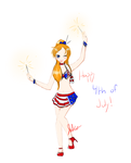 Happy 4th! by AikouDesu