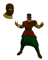 African Z Warrior by Protelo