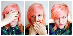 3 Monkeys by Loonaki
