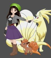 Trainer Krysti by Spi-ritual-ity