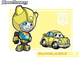 BumbleBee by the-tracer