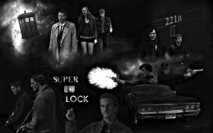 Superwholock wallpaper 2 by Irresolutesongbird