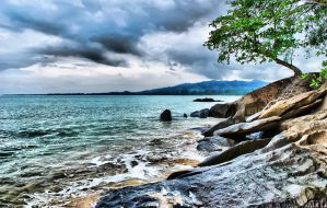Beach Thailand by olivetty