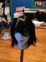 Jeff the Killer wig by Chanditoys