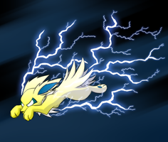 Jolteon learned Volt Tackle? by hlavco