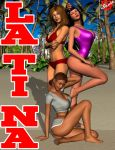 LA-TI-NA- Summer Edition by ImfamousE