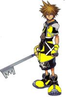 Sora - Master Form by Sora-in-my-pants