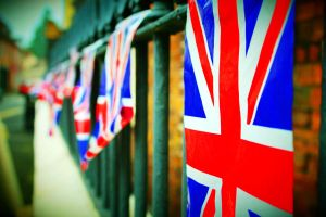 Union Flags by PhotographyisArt123