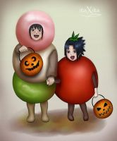 trick or treat by itaXita