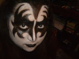 gene simmons by Ooh-A-piece-of-Candy