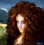 Merida by RaissaPortela