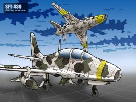 SFT-430 camo by TheXHS