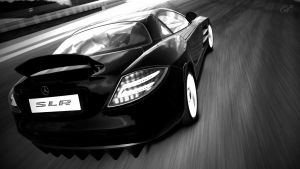 Mercedes-Benz SLR by Galactic-Rev