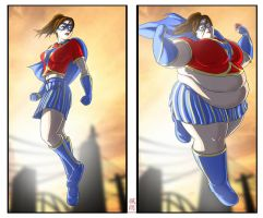 Tidal before and after by Satsurou