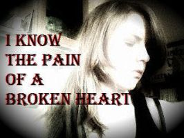 The Pain Of A Broken Heart by JetBlackHeartxxx
