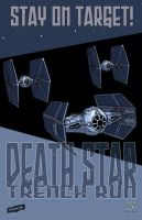 SWCV Attraction 2 Death Star by Hodges-Art