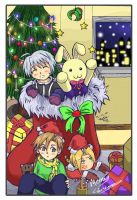 Happy Christmas :D by raidenokreuz76