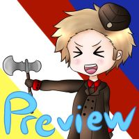 Hetalia Ievan Polkka video! Link down below~ by amadeuc