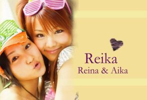 Reina and Aika by stylestyle