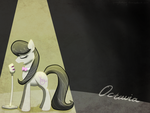 MLP: Octavia by PonySketchy