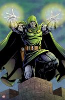 Doctor Doom  by WiL-Woods