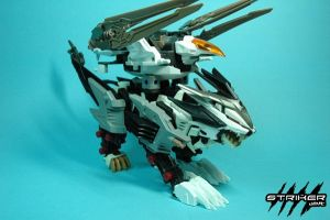 Liger Zero Falcon - NJR by TheCrushader