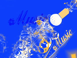 Art of Music by FreedomBless