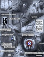 RvB: Comic .:Teaser Page 1:. by MidNight-Vixen