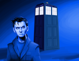 The Doctor by HubertsEvilGenius
