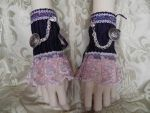 Steampunk-Victorian cuffs PCCC18 by JanuaryGuest
