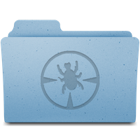 Mac OS X iAntivirus Folder by TheFlyestNerd