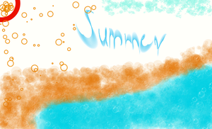 Summer by Anie92