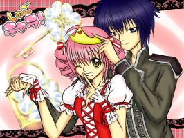 Secret Princess - Shugo Chara by chibigirl21