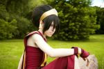 Toph Bei Fong - Blind Bandit by TophWei