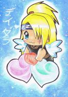 ::Deidara angel:: by Lifad
