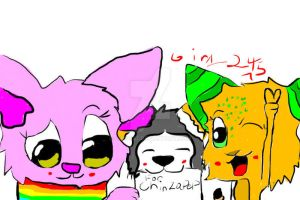 for chinzapep not colored in by gir12457