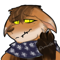 |OC|New  Icon by Smol-Maple-son