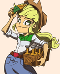 Applejack Cider by varemiaArt