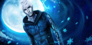 Jack Frost by MagicnaAnavi